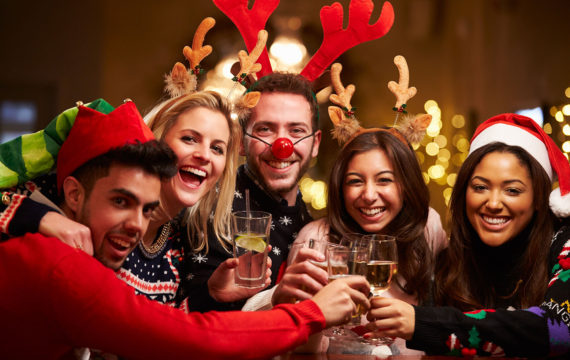 Get Ready For Christmas Holiday Party