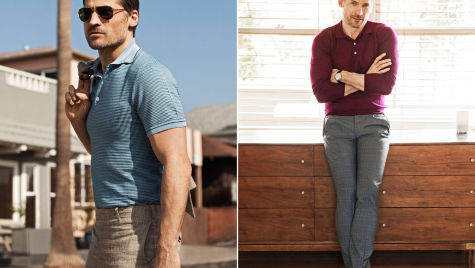 """What Raised The """"Wow"""" Quotient Of Polo Shirts?"""